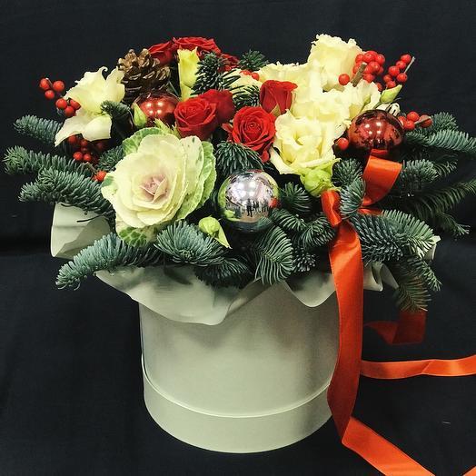 Коробка «Новогодняя»