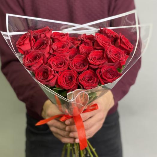 Букет роз «Сладкий поцелуй»