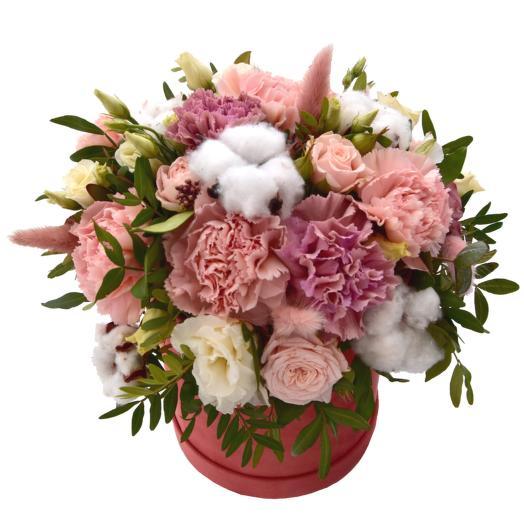 """Коробка с цветами """"Масала"""""""