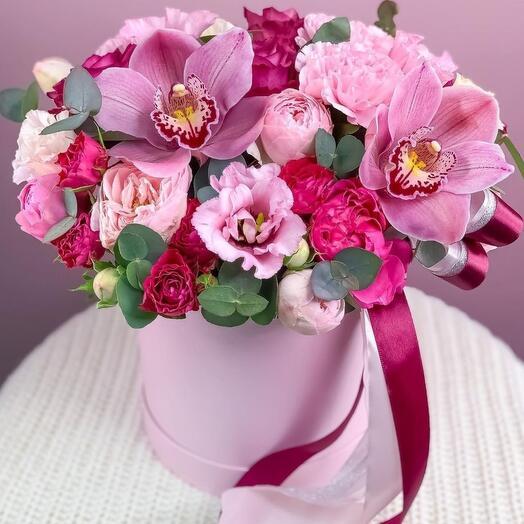 Цветочный комплимент