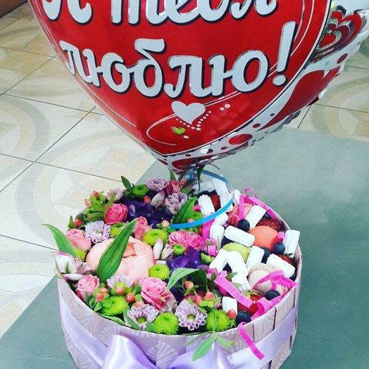 Сладкие сны: букеты цветов на заказ Flowwow
