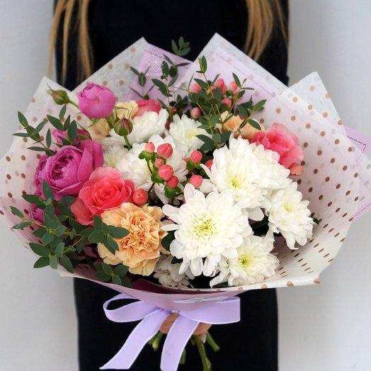 Букет Очарование : букеты цветов на заказ Flowwow