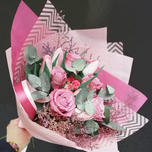 Berry jam: букеты цветов на заказ Flowwow
