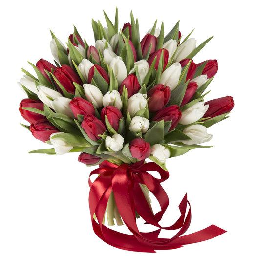 Поцелуй: букеты цветов на заказ Flowwow