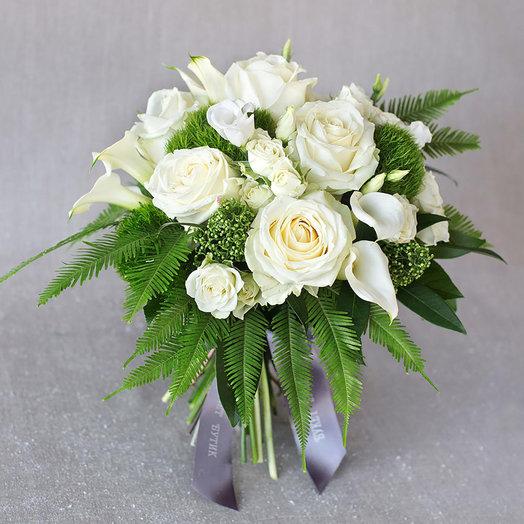 """Большой букет """"НЬЮ-ЙОРК"""": букеты цветов на заказ Flowwow"""