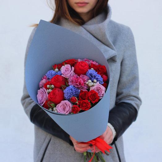 Букет 08: букеты цветов на заказ Flowwow