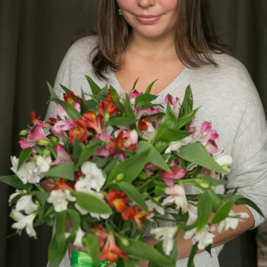 Полёт колибри: букеты цветов на заказ Flowwow