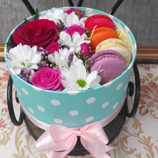Горошек: букеты цветов на заказ Flowwow