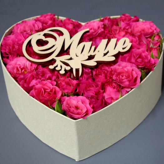 """Цветы для самой любимой """" МАМЕ"""""""