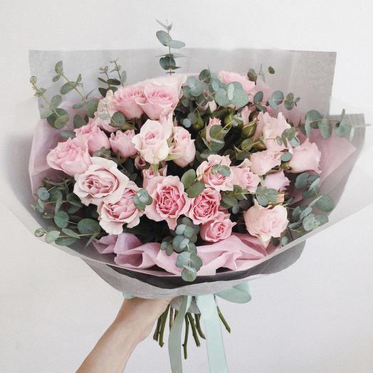 Приступ нежности: букеты цветов на заказ Flowwow