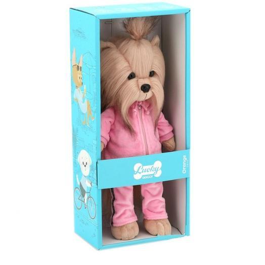 Коллекционная игрушка Lucky Doggy Фитнес