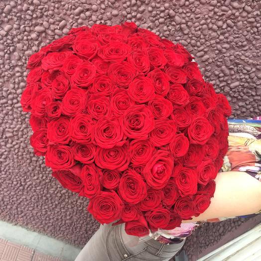 101 роза Россия