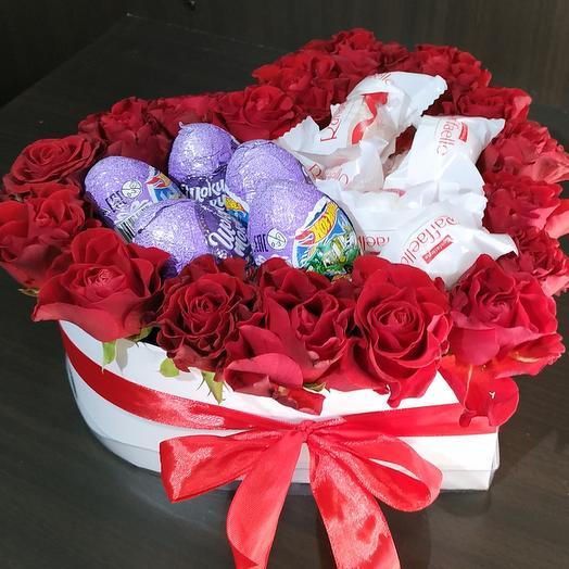 Мегополис: букеты цветов на заказ Flowwow