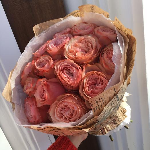 Букет 48: букеты цветов на заказ Flowwow
