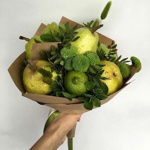 Грушевый лимонад: букеты цветов на заказ Flowwow