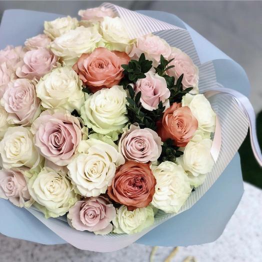 Букет 108: букеты цветов на заказ Flowwow