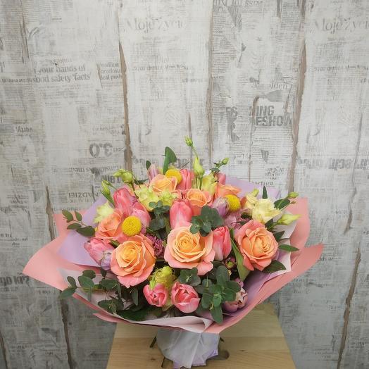 «Ты - САМАЯ.....»: букеты цветов на заказ Flowwow