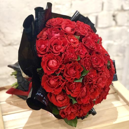 Bouquet of roses El Toro