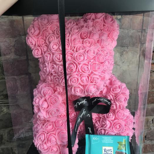 Для самой нежной: букеты цветов на заказ Flowwow