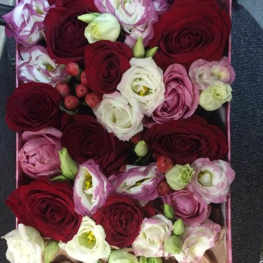 Цветочный ковер: букеты цветов на заказ Flowwow