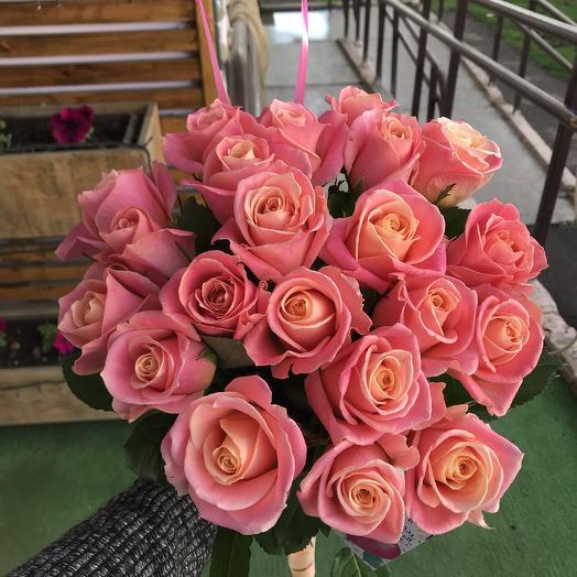 Любимой доченьке: букеты цветов на заказ Flowwow