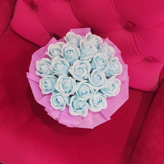 Море позитива: букеты цветов на заказ Flowwow