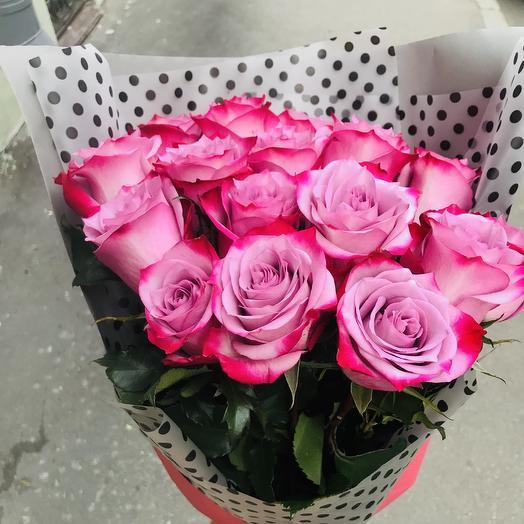 «Малиновое варенье»: букеты цветов на заказ Flowwow