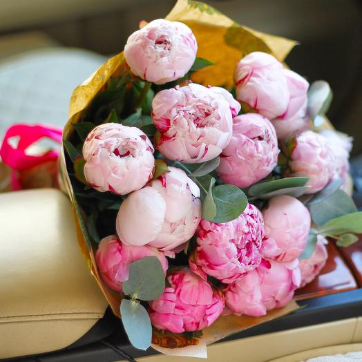 Marshmallow: букеты цветов на заказ Flowwow