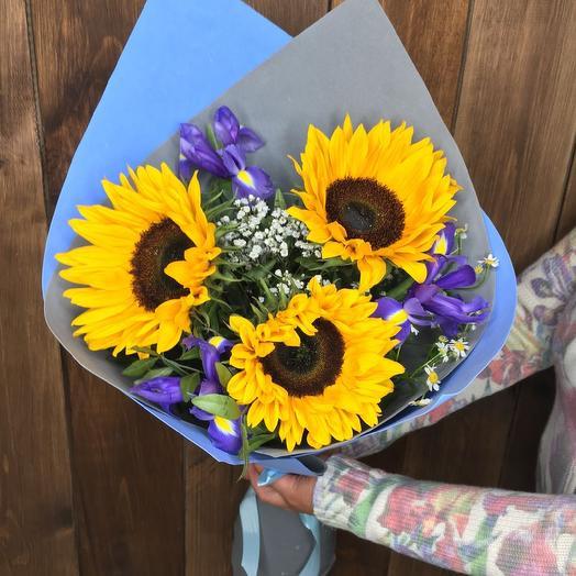 Тихий вечер: букеты цветов на заказ Flowwow