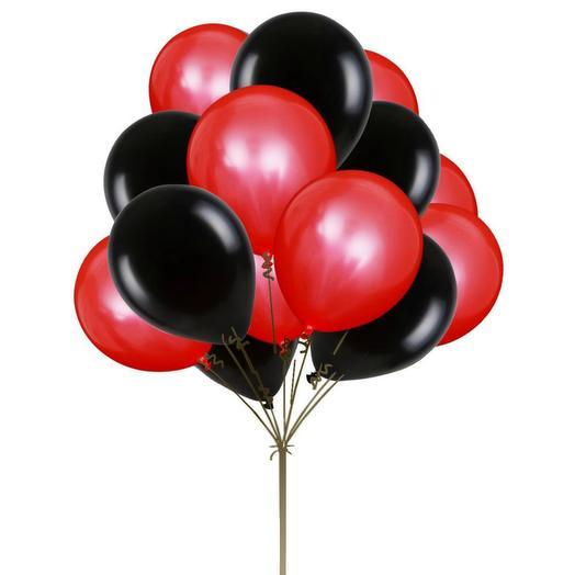 Букет шаров Стильное сочетание: букеты цветов на заказ Flowwow