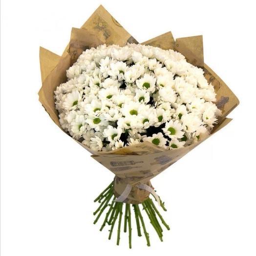Букет «Белая нежность»: букеты цветов на заказ Flowwow