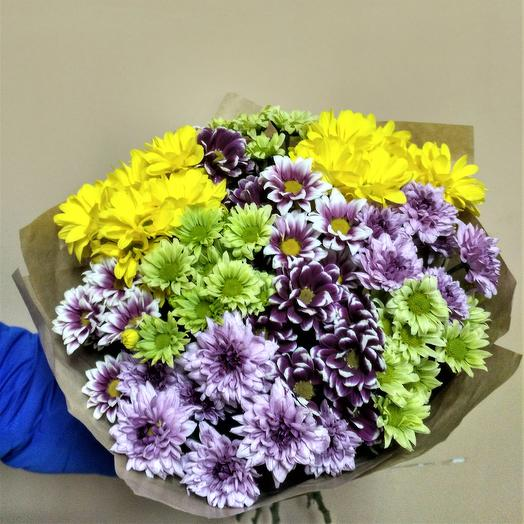 "Букет ""Золотая осень"": букеты цветов на заказ Flowwow"