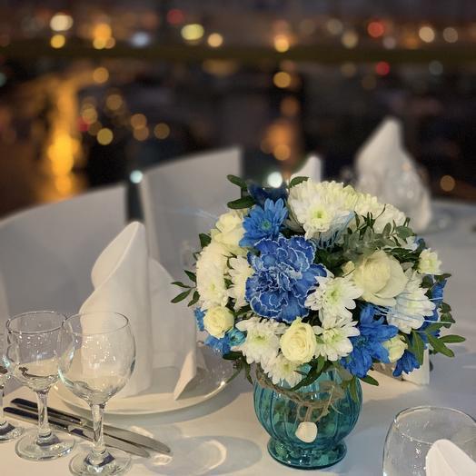 Мелодия моря: букеты цветов на заказ Flowwow