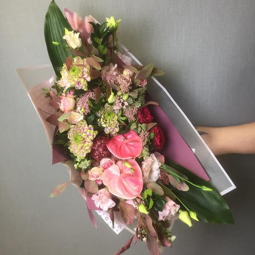 Лодка амура: букеты цветов на заказ Flowwow
