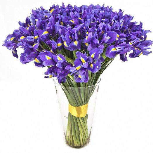 Синее море: букеты цветов на заказ Flowwow
