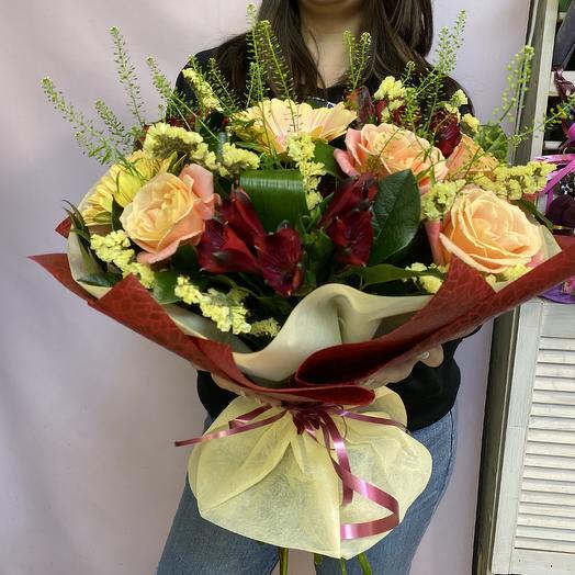 Сонная лощина: букеты цветов на заказ Flowwow