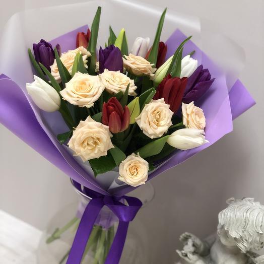 Элвир: букеты цветов на заказ Flowwow