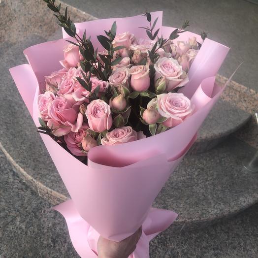 Моно: букеты цветов на заказ Flowwow