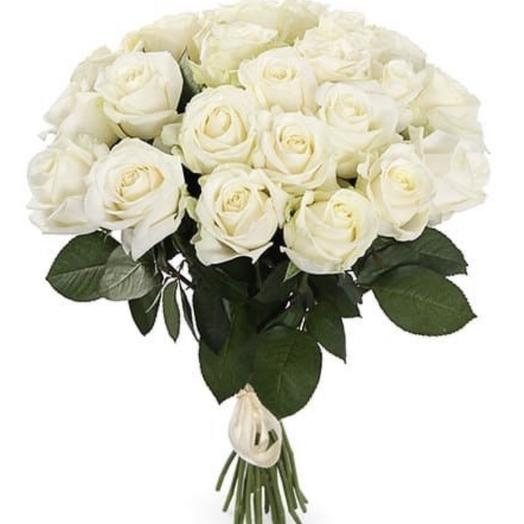 Монобукет из роз «Аваландж»