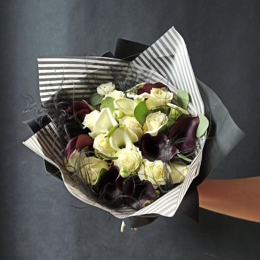 "Букет ""Моргана"": букеты цветов на заказ Flowwow"