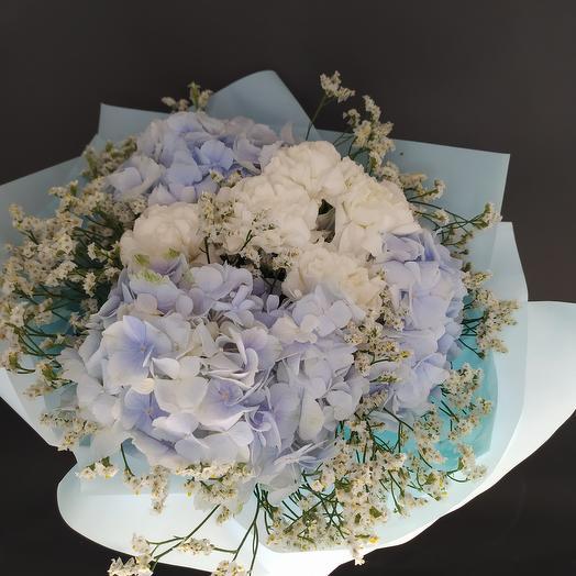 """Букет1527 """"Пушистое облако"""": букеты цветов на заказ Flowwow"""