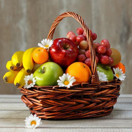 Корзина с фруктами 2