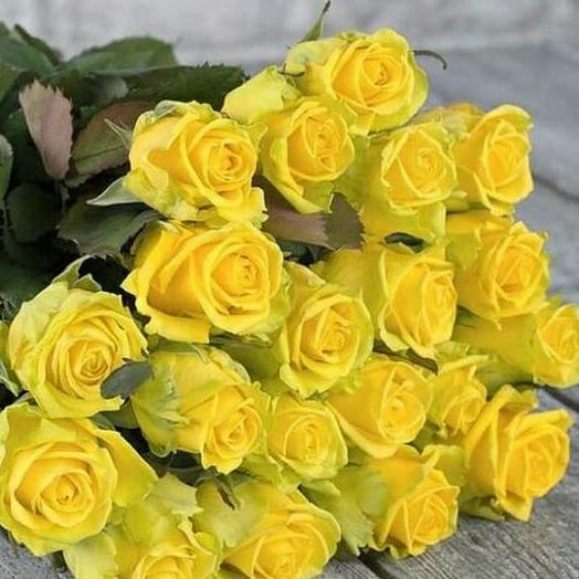 Жёлтая 25