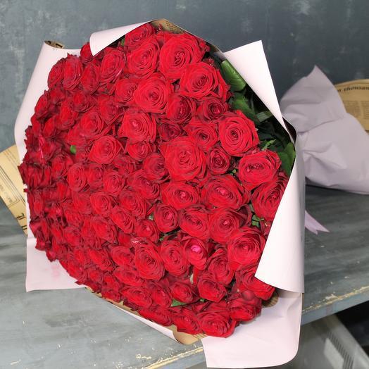 Ароматные розы
