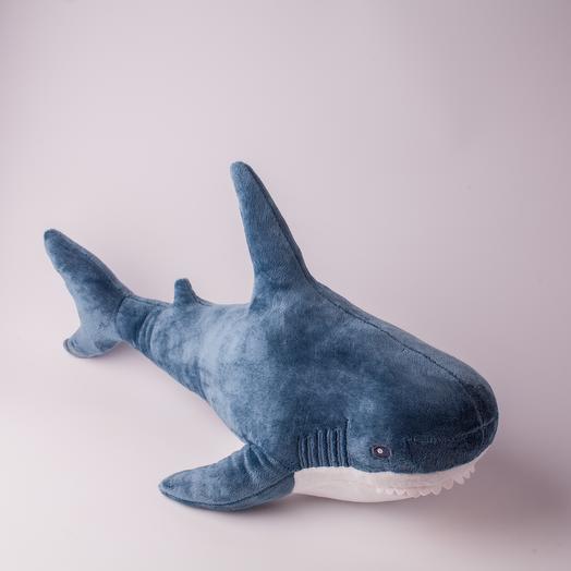 Мягкая игрушка Акула (100 см)