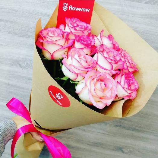 ✅ Букет роз 💐 Джумилия