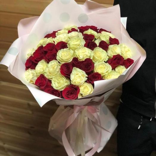 51 роза кения
