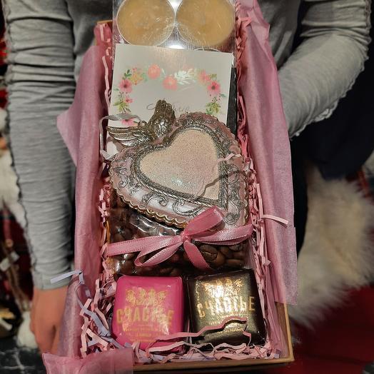 "Подарок ""Pink dreams"""