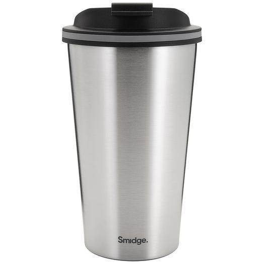 Термокружка 355 мл steel  Smidge SMID12S