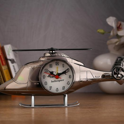 """Будильник """"Вертолет"""" на 23 февраля"""